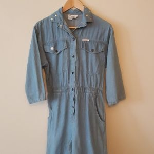 1980's Dreams Vintage denim jumpsuit